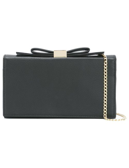 See By Chloe | Женское Чёрный See By Chloé Nora Wallet Crossbody Bag