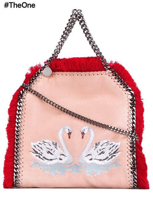 Stella Mccartney | Женское Розовый Mini Falabella Tote