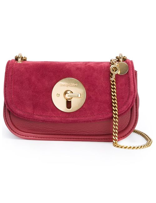 See By Chloe | Красный See By Chloé Small Lois Crossbody Bag