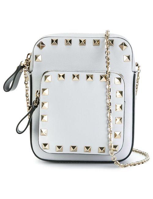 Valentino | Женское Серый Rockstud Standing Shoulder Bag