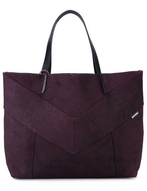 Diesel | Женское Розовый Jacquard Tote Bag