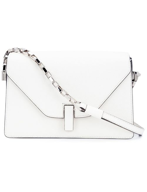 Valextra | Белый Small Chain Strap Shoulder Bag