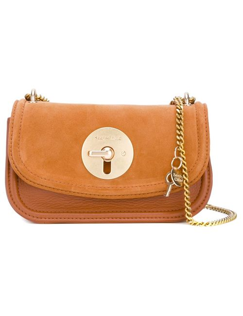 See By Chloe | Женское Коричневый See By Chloé Small Lois Crossbody Bag