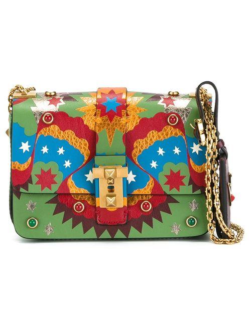 Valentino | Женское Зелёный Micro B-Rockstud Shoulder Bag