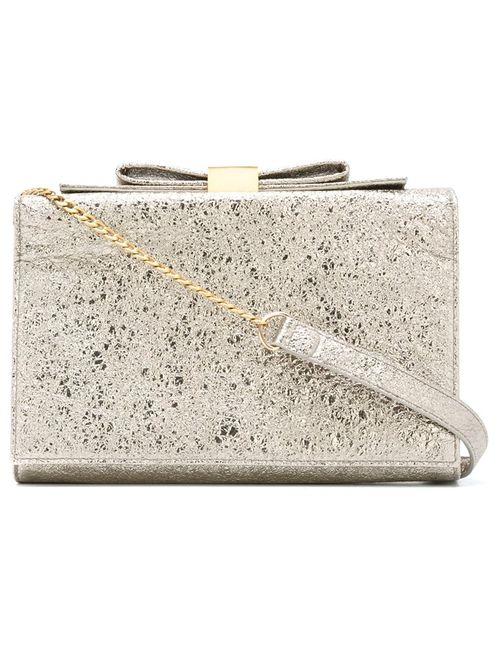 See By Chloe | Женское Серебристый See By Chloé Nora Crossbody Bag