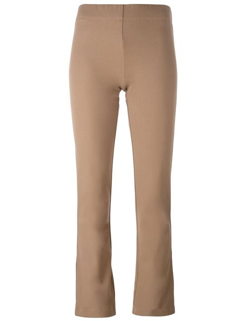 Joseph | Женское Nude/Neutrals Slim Fit Leggings 40 Cotton/Spandex/Elastane/Viscose