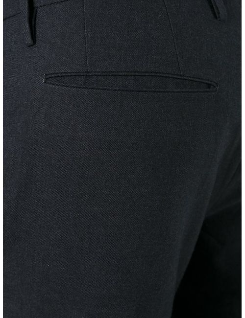 Incotex | Серый Pence Trousers 50 Cotton/Wool
