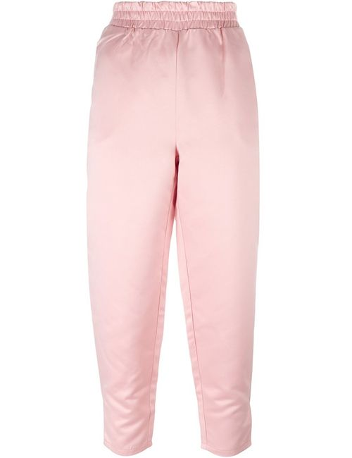 Stussy | Женское Розовый Cropped Track Pants Xs Polyester