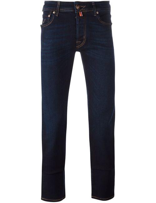 Jacob Cohёn   Синий Jacob Cohen Slim Fit Jeans 38 Cotton/Polyester/Spandex/Elastane