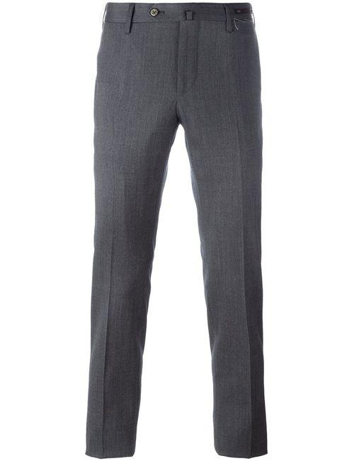 Pt01 | Мужское Серый Skinny Fit Trousers 54 Spandex/Elastane/Virgin Wool