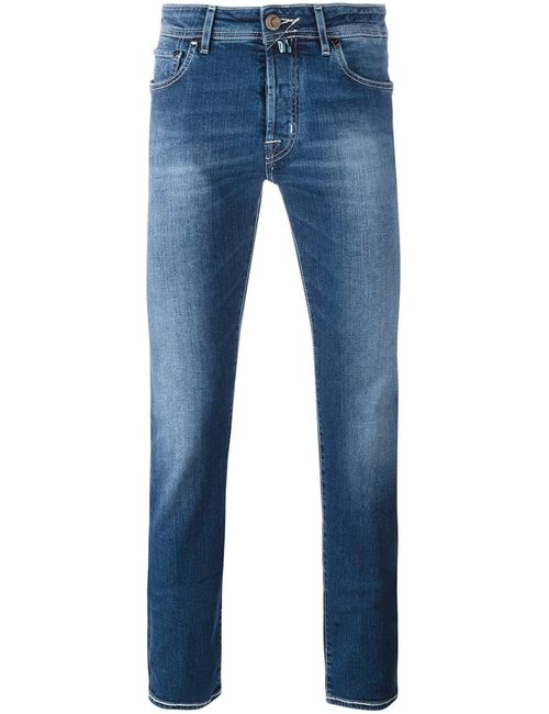 Jacob Cohёn | Синий Jacob Cohen Slim Fit Jeans 35 Cotton/Spandex/Elastane