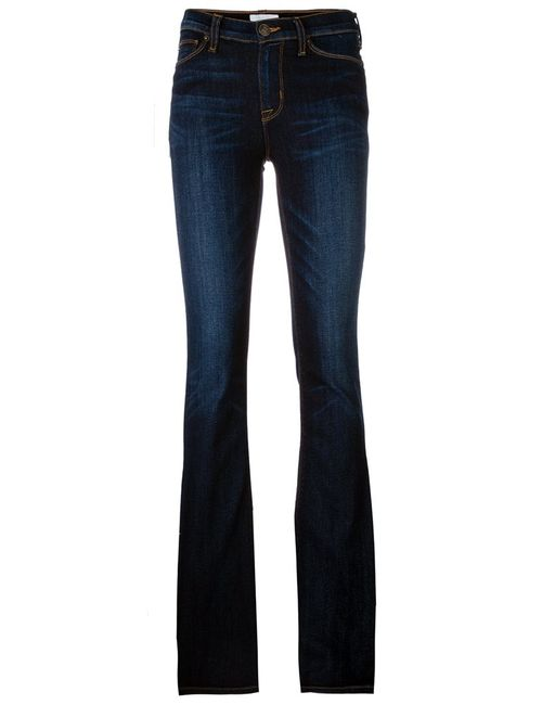 Hudson | Синий Love Bootcut Jeans 25 Cotton/Polyurethane