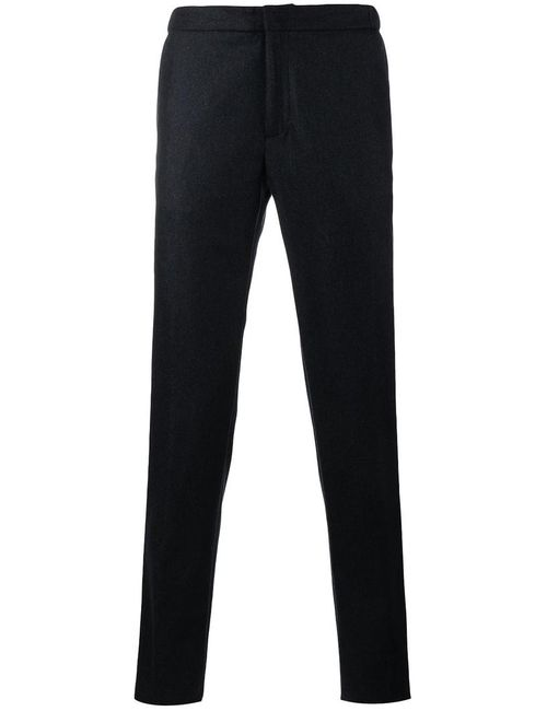 Incotex | Синий Straight Leg Trousers 54 Wool