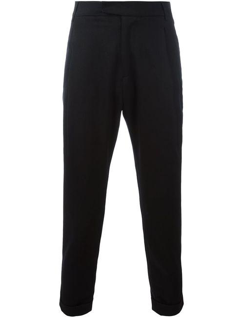 Barena | Чёрный Classic Tapered Trousers 50 Spandex/Elastane/Virgin Wool