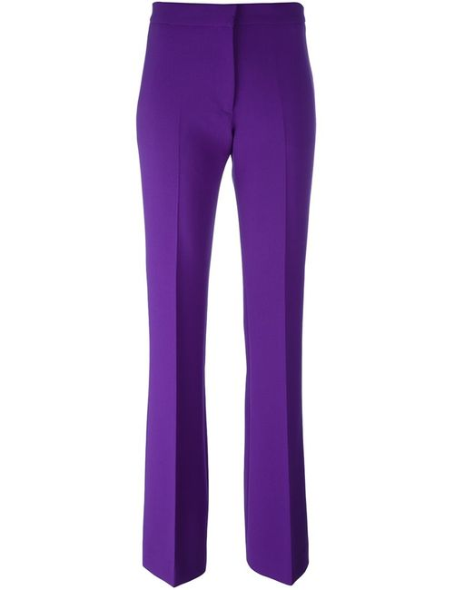 Victoria, Victoria Beckham | Розовый Victoria Victoria Beckham Tailored Trousers 10 Nylon/Spandex/Elastane/Virgin