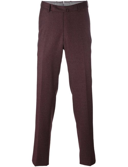 Ermenegildo Zegna | Красный Tailo Trousers 50 Viscose/Wool