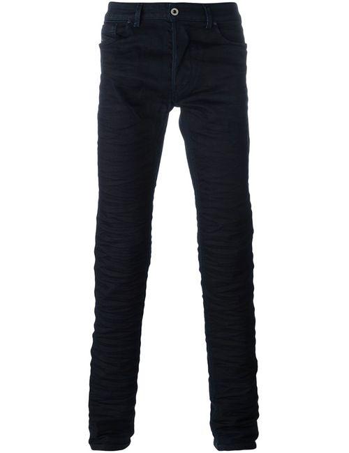 Diesel Black Gold | Синий Suiy Super Skinny Jeans 29