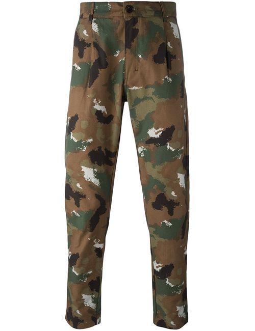 ÉTUDES | Camouflage Trousers 50 Cotton