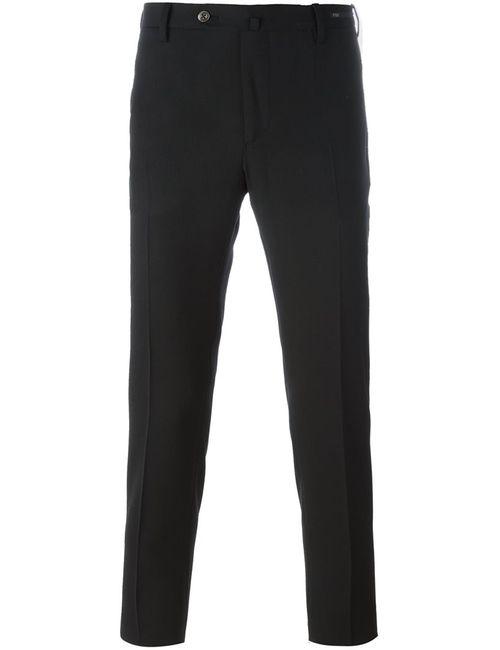 Pt01   Черный Skinny Trousers 48 Polyester/Spandex/Elastane/Wool
