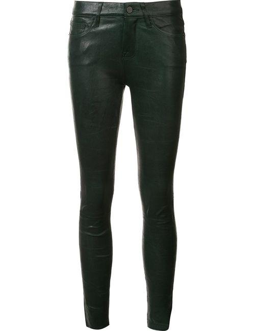 Frame Denim | Зелёный Le Skinny De Jeanne Trousers 28
