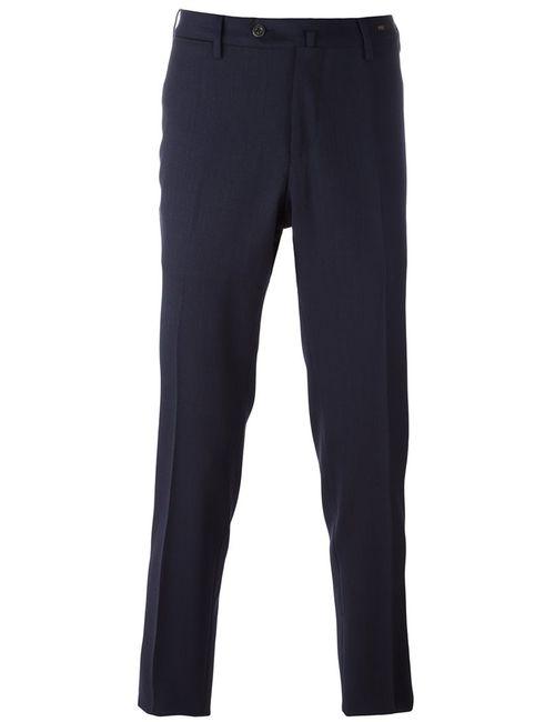 Pt01 | Синий Slim-Fit Trousers 54 Polyester/Spandex/Elastane/Wool