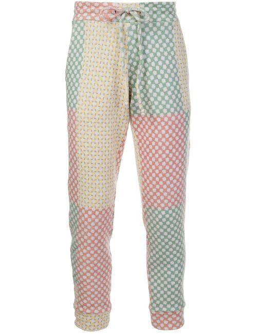 The Elder Statesman | Мужское Drawstring Fastening Trousers Small Polyamide/Spandex/Elastane/Cashmere