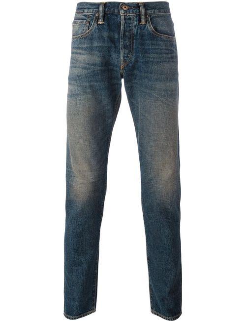 SIMON MILLER | Синий Stonewashed Jeans 32/34 Cotton