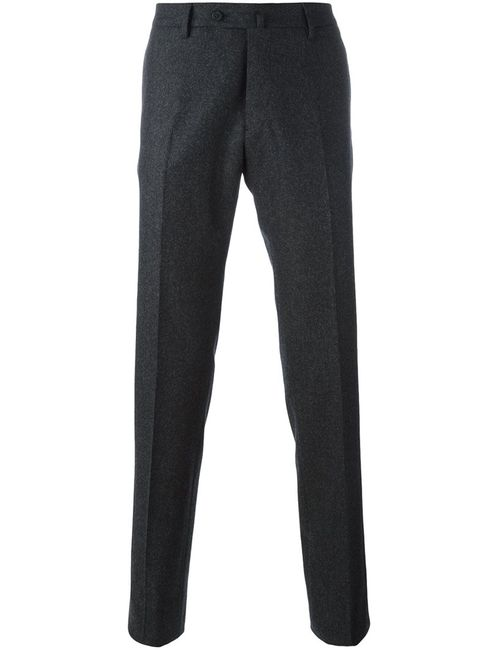Caruso | Серый Tailored Trousers 56 Wool