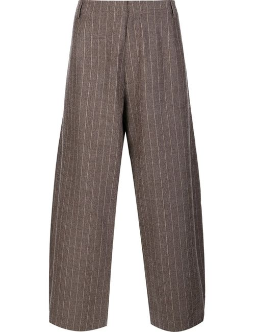 Vivienne Westwood | Коричневый Man Clown Trousers 50 Cotton/Viscose/Virgin Wool