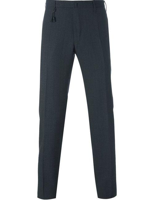 Incotex | Серый Tailored Trousers 48 Wool