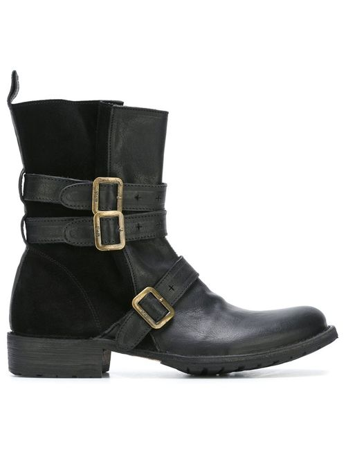 Fiorentini+Baker | Чёрный Fiorentini Baker Eternity Enna Boots 41 Leather/Rubber