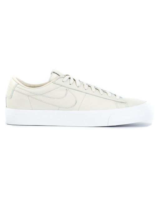 Nike | Мужское Nude/Neutrals Blazer Studio Qs Sneakers 9 Leather/Rubber