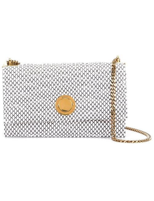 Bally | Женское Белый Extra Small Eclipse Shoulder Bag