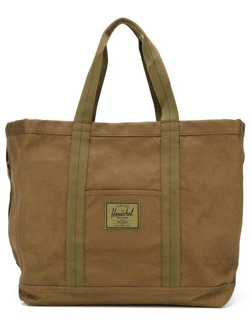 Herschel Supply Co. | Зелёный Wide Tote Bag Adult Unisex Cotton/Polyester