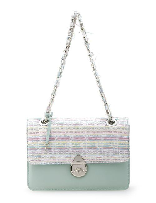 Sarah Chofakian | Женское Зелёный Leather Bag