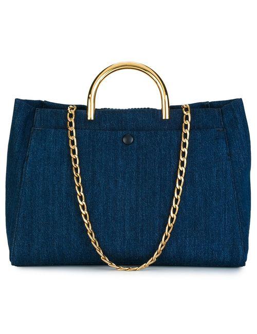Stella Mccartney | Женское Синий Nina Denim Tote Bag