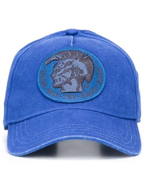 Diesel | Синий Cindian Cap Medium Cotton