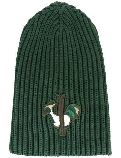 ROSSIGNOL | Зелёный Long Beanie Hat Polyamide