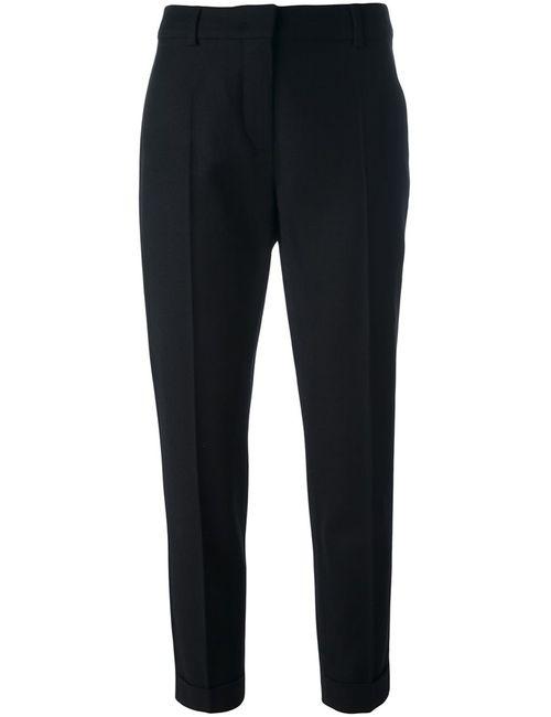 SportMax | Женское Чёрный Muschio Pants 42 Polyamide/Spandex/Elastane/Wool