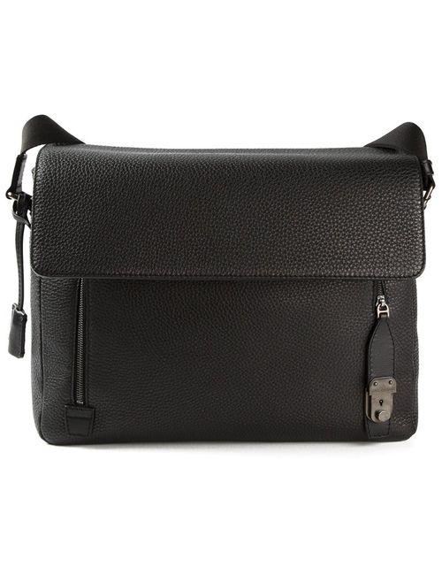 Dolce & Gabbana | Мужское Чёрный Siracusa Messenger Bag