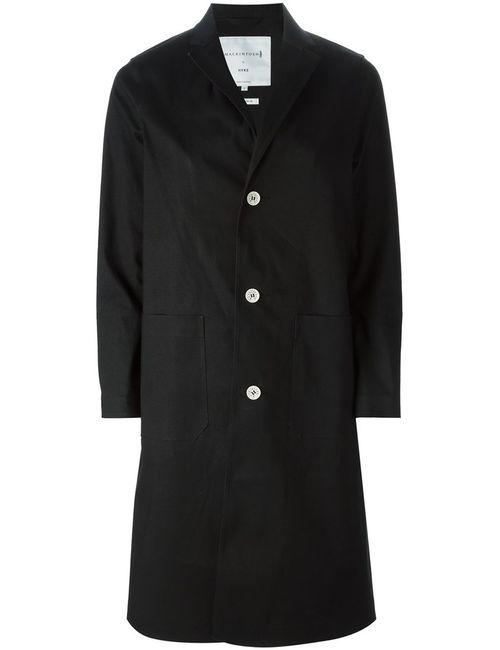 MACKINTOSH   Женское Чёрное Пальто Mxh-005