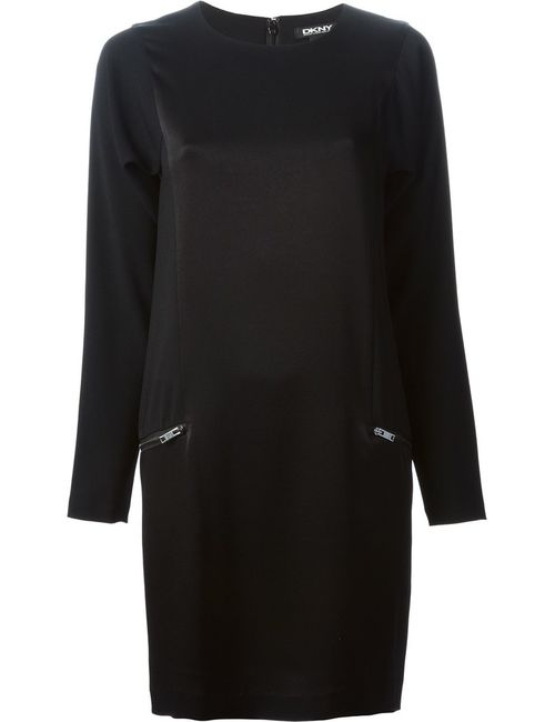 DKNY | Женское Zip Detail Shift Dress From