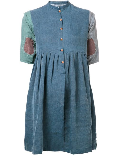 Visvim | Женское Linen Lancaster Dress From Featuring A Band