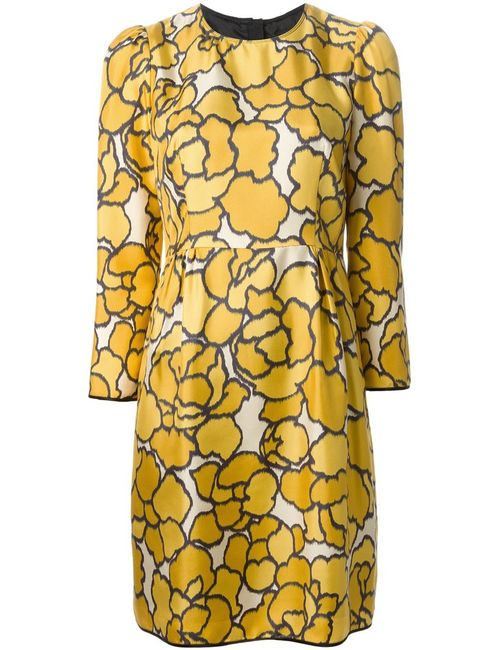 Marc Jacobs | Женское Silk Printed Dress From