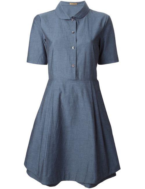 Peter Jensen | Женское Cotton Double Layer Dress From