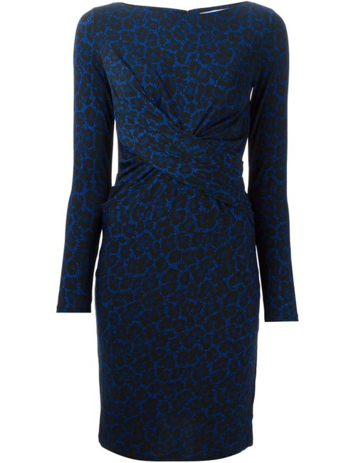 Michael Michael Kors | Женское And Leopard Print Twist Dress From