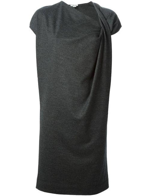 Helmut Lang | Женское Серое Платье Sonar