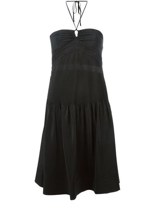 Vanessa Bruno | Женское Silk Halterneck Dress From