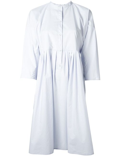 Sofie D'Hoore   Женское Artic Cotton Oversized Band Collar Sirt Dress