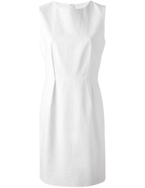 Acne Studios | Женское Белое Платье Bel